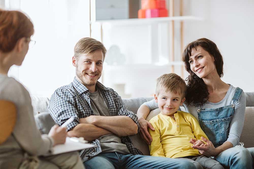 Parent Training & Supervised Visitations